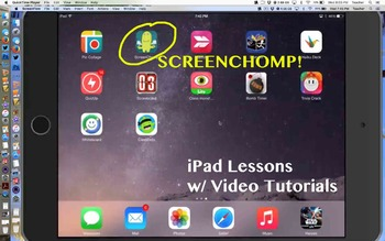 iPad Apptivity - Screenchomp Math Help Pack
