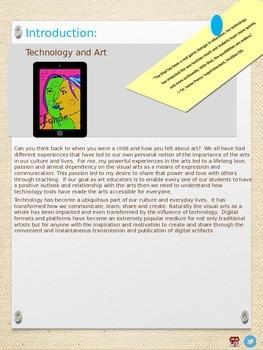 iPad Art Lessons