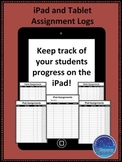 iPad and Tablet Assignment Log