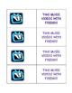 iPad Cards For Good Behavior: VidRhythm/Photo Booth Apps (FREE)