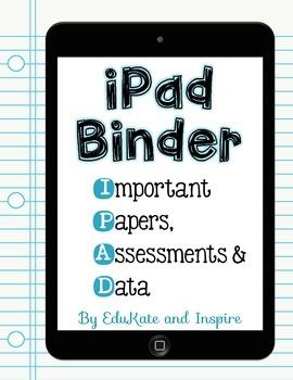 Communication Binder Cover