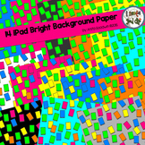 iPad Brights Background Paper
