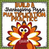 iPad: Build a Thanksgiving Pizza [Multiplication]