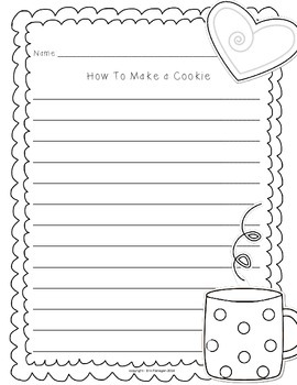 iPad Activities for Math, Writing, & Reading:  Cookie Maker 2 App