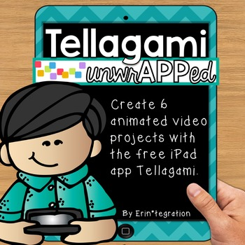 iPad Animated Video Projects for ALL subjects