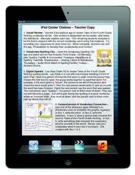 iPad Center Ideas