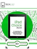 iPad Choice Boards (for Augmented Reality and Virtual World Apps)