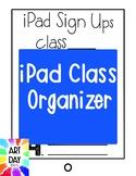 iPad Class Organizer