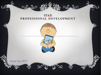 iPad Classroom Integration Professional Development