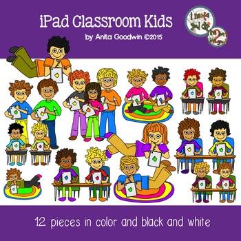 iPad Classroom Kids