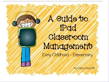 iPad Classroom Management Personal or Professional Development