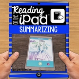 iPad Reading Activity: Summarizing