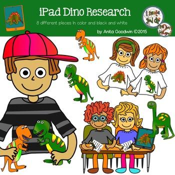 iPad Dino Research