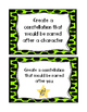 iPad ELA Task Cards for the App Doodle Buddy (NO PREP) 150+ Activities