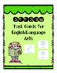iPad ELA Task Cards for the SeeSaw App (NO PREP)