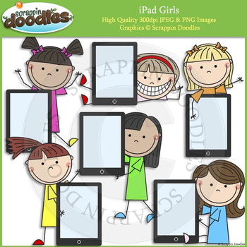 iPad Girls
