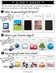 iPad Glyph Activity for the Beginning of the School Year:  Back to School Theme