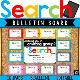 Bulletin Board Accents: Google Search Results (iPads) Edit