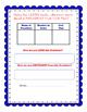 iPad Graphic Organizers for Presidents Vs. Alien App (NO PREP)