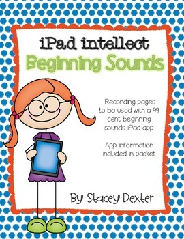 iPad Intellect: Beginning Sounds