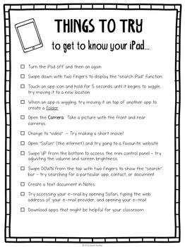 iPad Introduction for Teachers