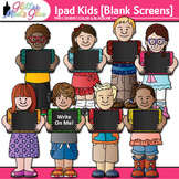 iPad Kids Clip Art: Digital Citizenship Graphics 2 {Glitte