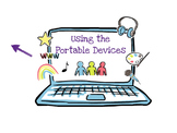 iPad, Laptop, and Portable Device Rules Prezi