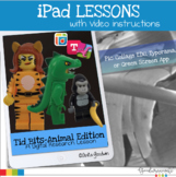 iPad Lesson- Tid Bits Animal Edition
