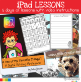 iPad Lessons- A Few of My Favorite Things