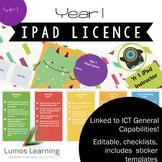iPad Licence - Yr 1