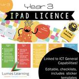 iPad Licence - Yr 3