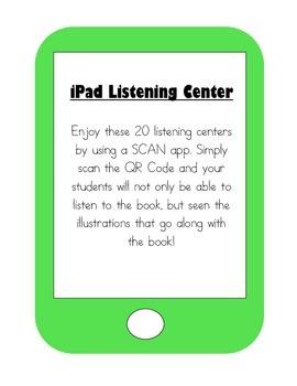 iPad Listening Center