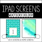 iPad Lock & Home Screens