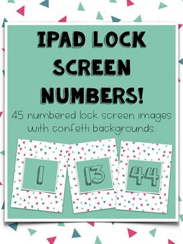 iPad Lock Screen & Wallpaper