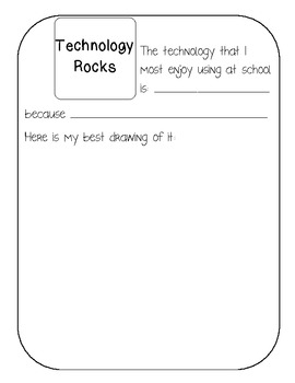 iPad Memory Book for End of Year Kindergarten through Fifth, easily adaptable