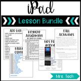 iPad Lesson {Growing} Bundle