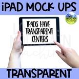iPad Mock Ups for Digital Resources