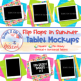 iPad Mockups | Digital Mockups | Mockups | Flip Flops