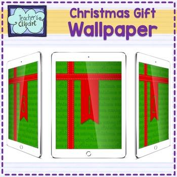 iPad Number Wallpaper (Christmas Gift)