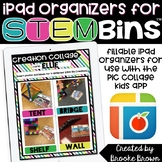 Digital Organizers for STEM Bins™ (Pic Collage)