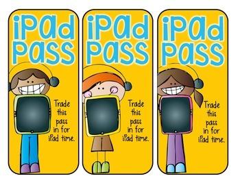 iPad Pass - Reward Coupons