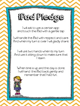 iPad Pledge