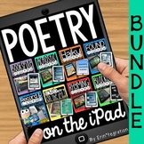 iPad Poetry Unit Bundle