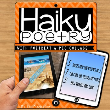 iPad Poetry - Create Haiku poems with a free app