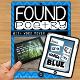 iPad Poetry - Create found poems with a free app