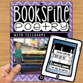 iPad Poetry - Book Spine Poetry