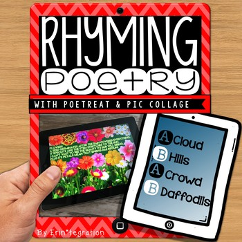 iPad Poetry - Create rhyming poems with a free app