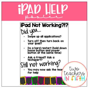 iPad Poster