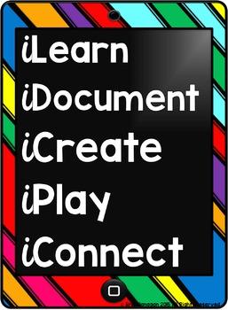 FREE iPad Poster