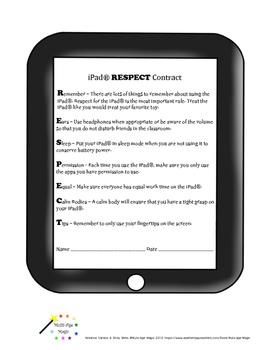 iPad® RESPECT Contract